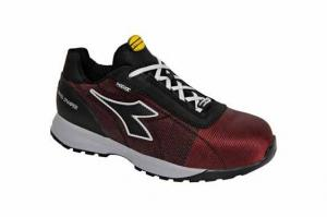 Calzado de seguridad DIADORA UTILITY Mod.  GLOVE MDS MATRYX LOW S3 HRO SRC   FLAME RED/BLACK