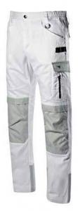 Pantalón DIADORA UTILITY Mod.  PANT. EASYWORK LIGHT ISO 13688:2013   OPTICAL WHITE